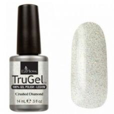 EzFlow Trugel Led/UV Gel Polish - Crushed Diamond - 0.5oz/14ml